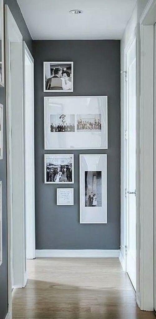 Gute Formen für das Interesse, eine Idee für Hochzeitsfotosammlung. Hochzeitssaal … #hallwaydecorations