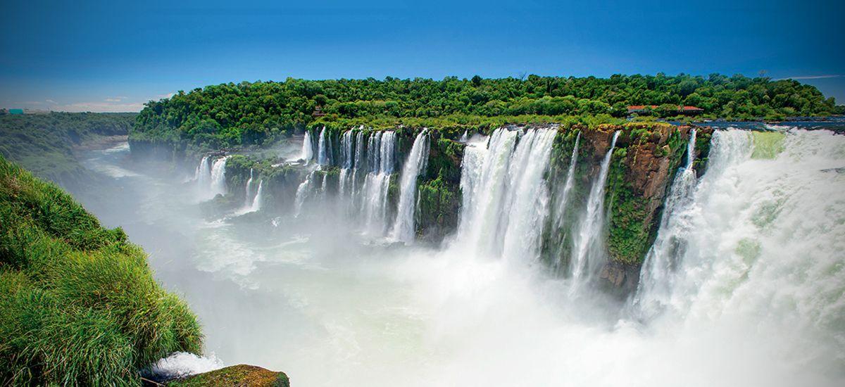 Iguazu Argentina Parque Nacional De Iguazú Parques Nacionales Paisajes