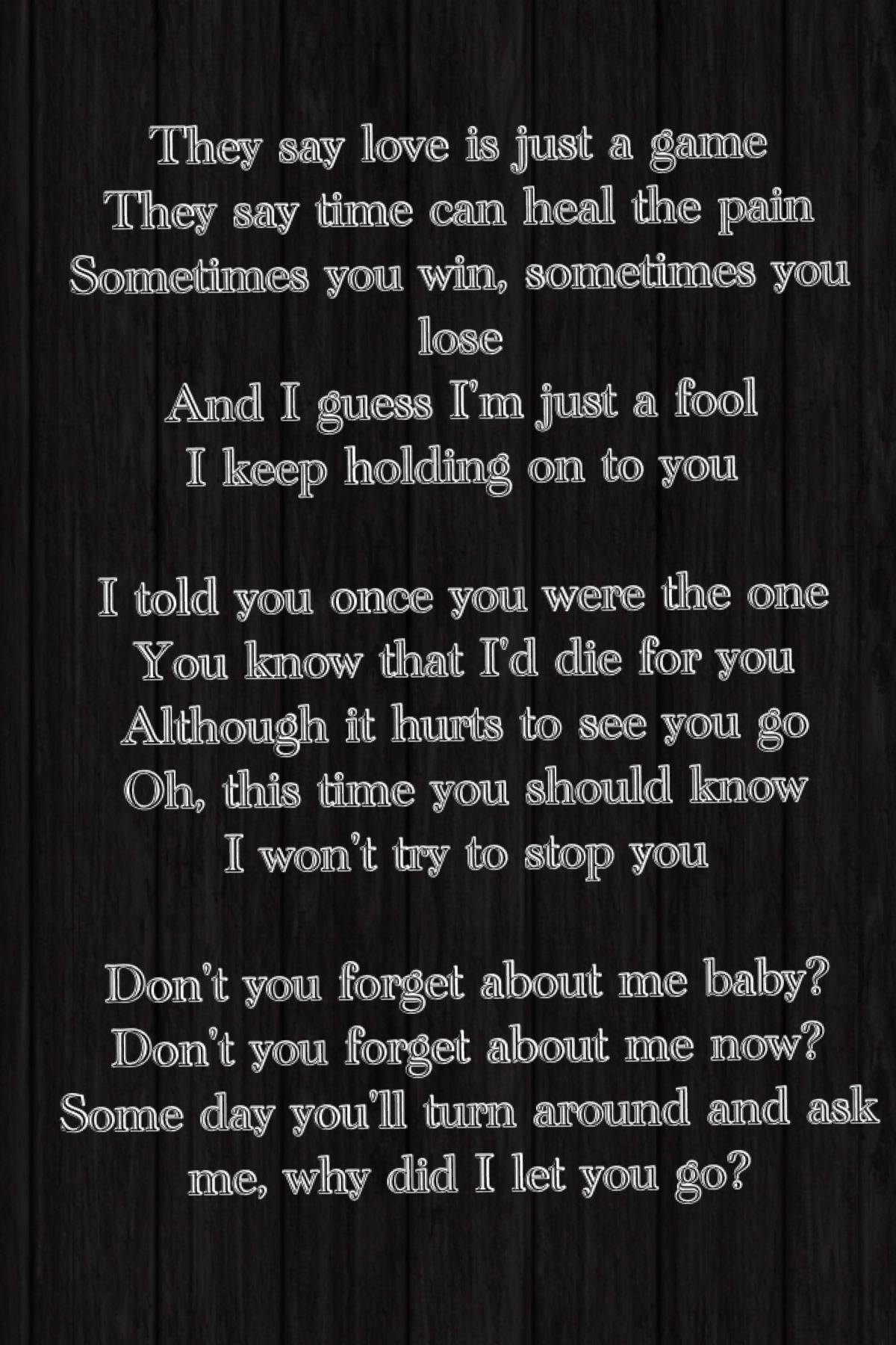 Red Hot Chili Peppers - Don't Forget Me (Lyrics) - YouTube