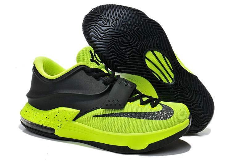 Cheap KD 7 Neon Green Black