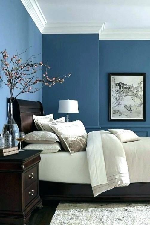 Dark Wood Bedroom Furniture Sets Ikea Best Bedroom Paint Colors Blue Master Bedroom Bedroom Wall Colors