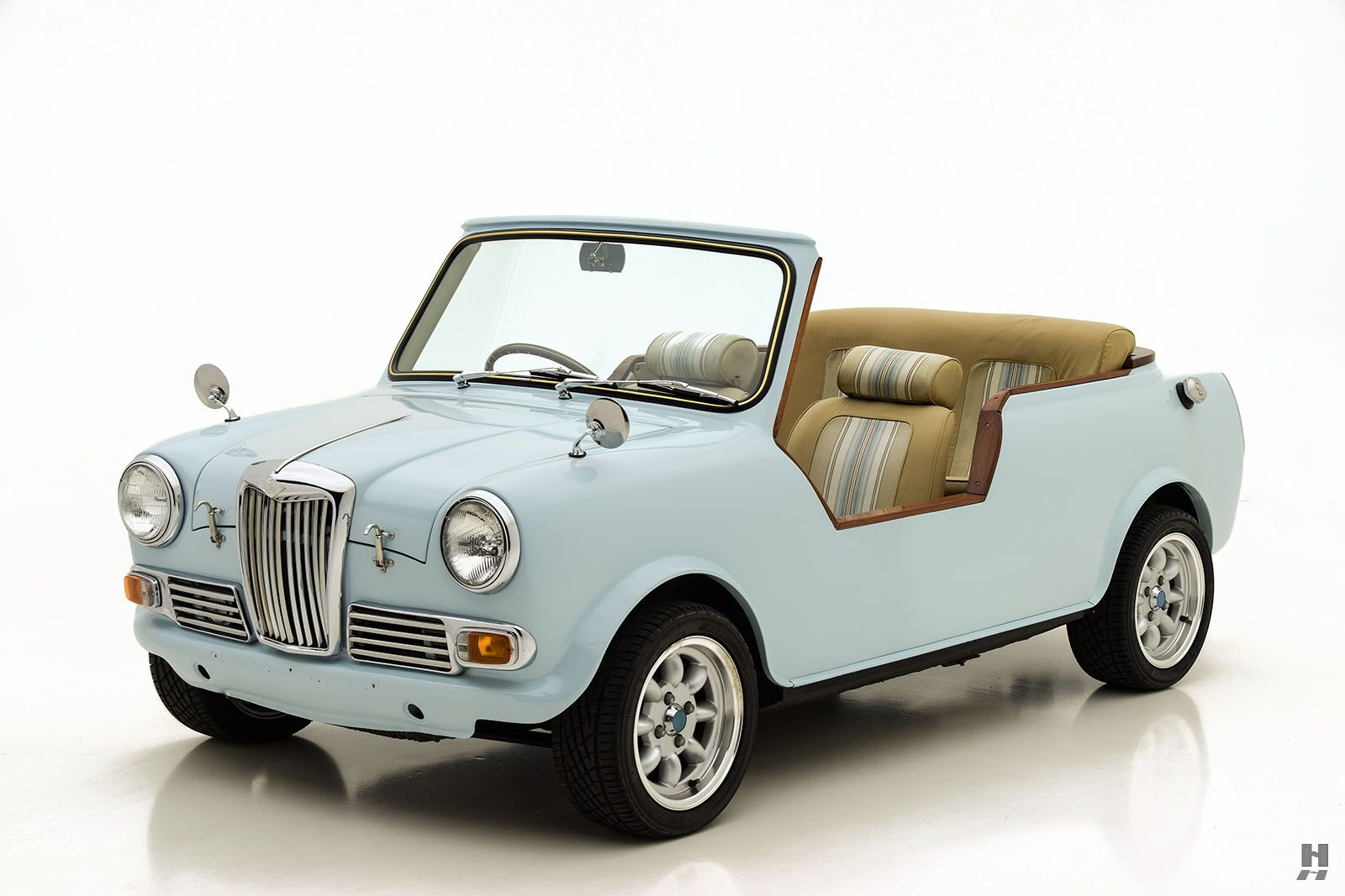 1968 riley elf jolly   antique cars HYMAN LTO. inventory ...