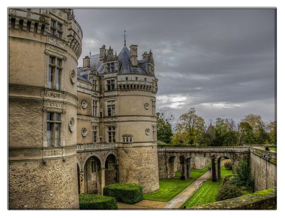 72 - Château du Lude