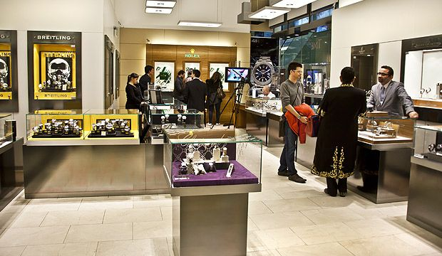Vogue & GQ Event at our Westfield Store - White City http://www.thewatchgallery.co.uk/stores/westfield/