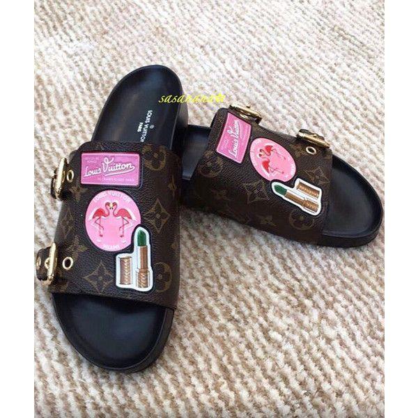 ba5432025ea6 WORLD TOUR MULE Louis Vuitton Sandals mules AW 2017 ( 1