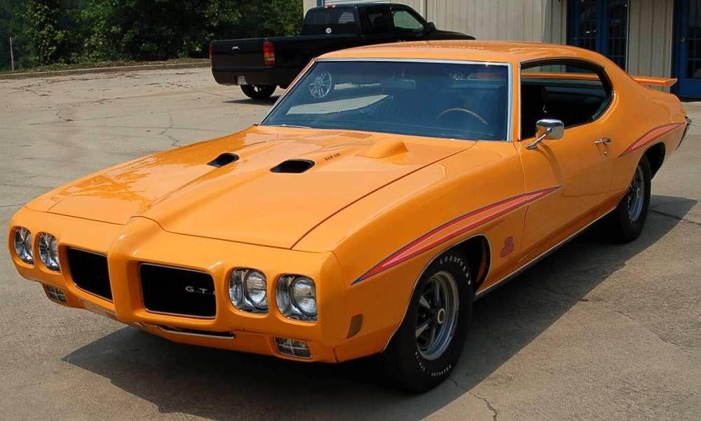 orbit orange 1970 pontiac gto judge coupe aucton results 75 000 rh pinterest com
