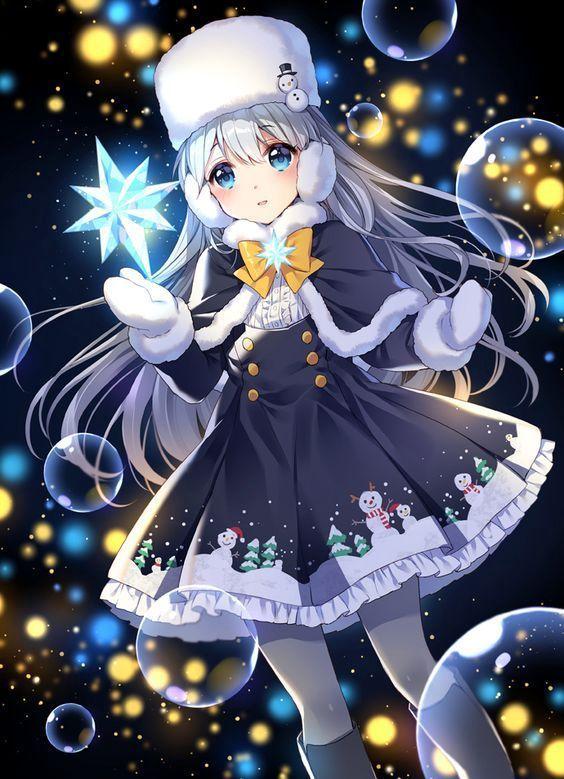 Kết quả hình ảnh cho anime cute hiếm nhất