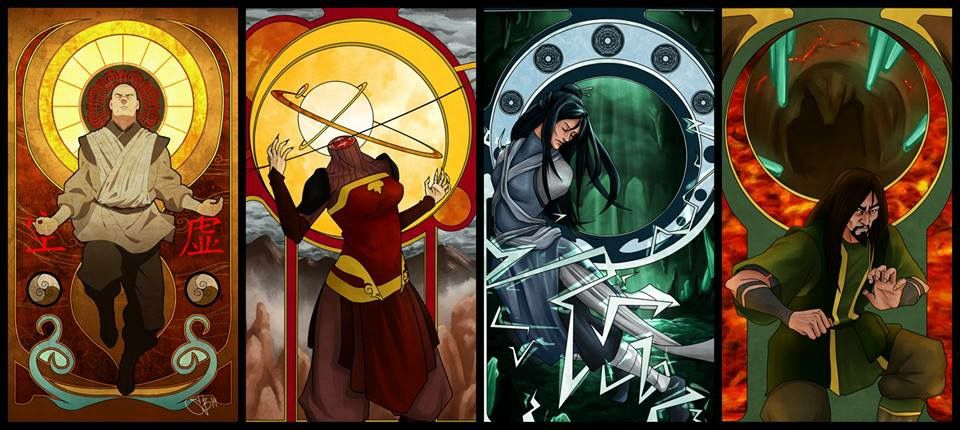 Pin by Josh Wilson on Avatar and The Legend of Korra ...