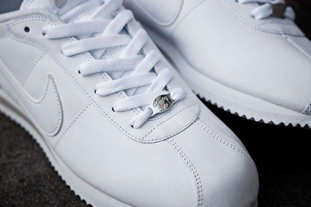 NIKE CORTEZ (WHITE/WHITE) - Sneaker Freaker