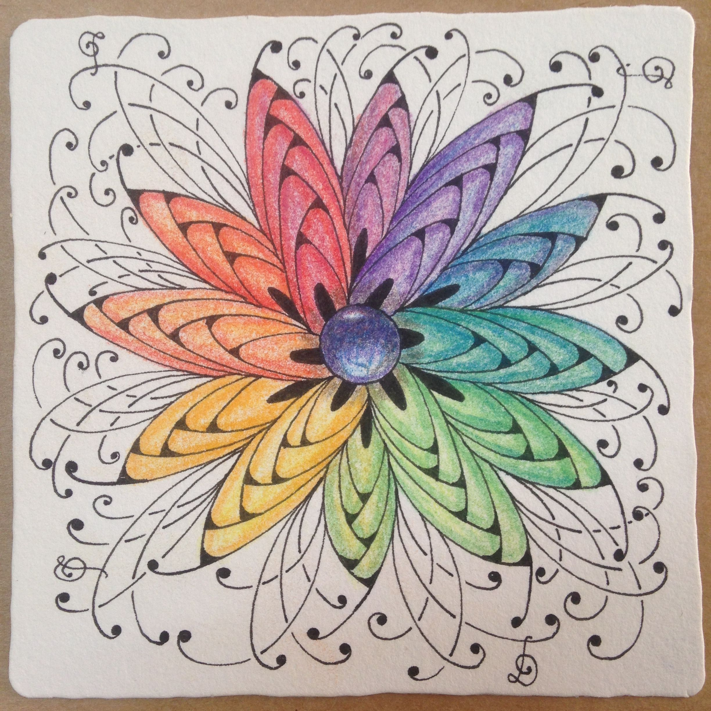 Tangled Colorwheel Color Wheel In 2018 Pinterest Rainbow