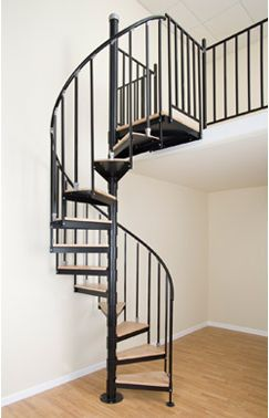 Best Spiral Stair Kit Customer Showcase Gallery Stairs Design 400 x 300