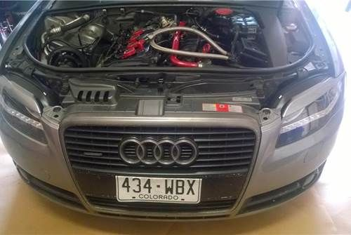 Part Out: 2.0TFSI BPG Engine KO4