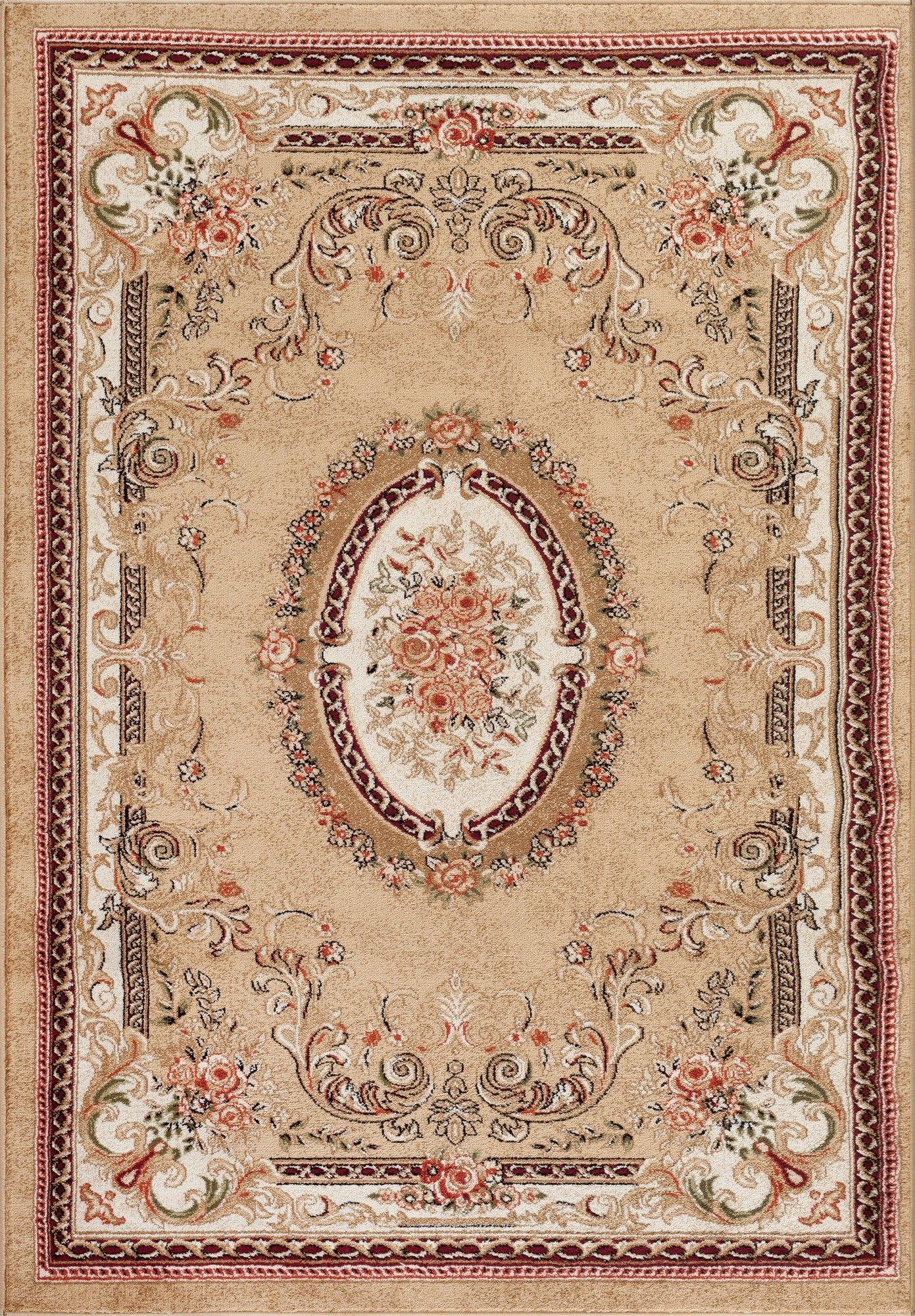 Traditional Beige Area Rug In 2020 Area Rugs Cheap Area Rugs