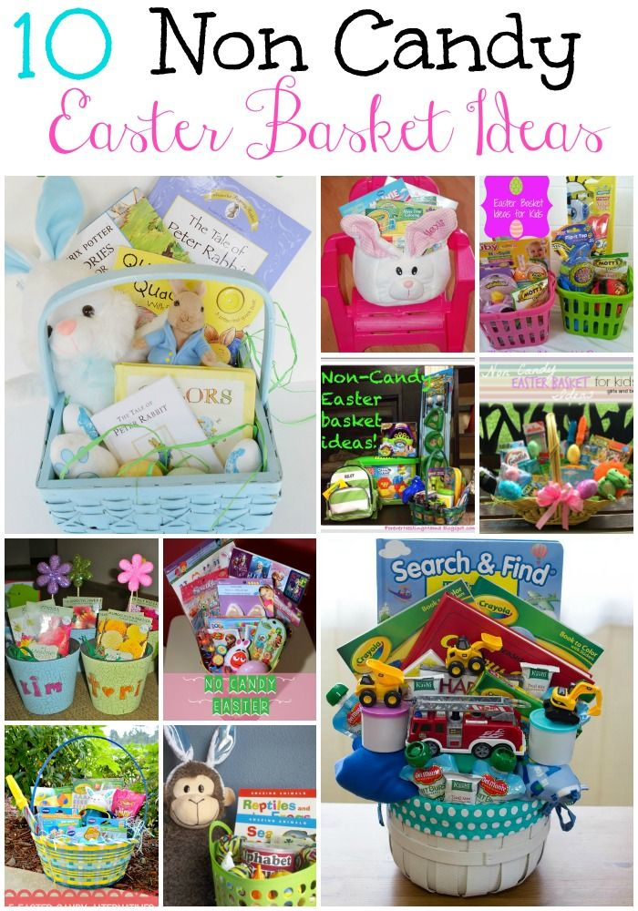 Cheap non candy easter basket ideas christmas 2018 cheap non candy easter basket ideas negle Gallery