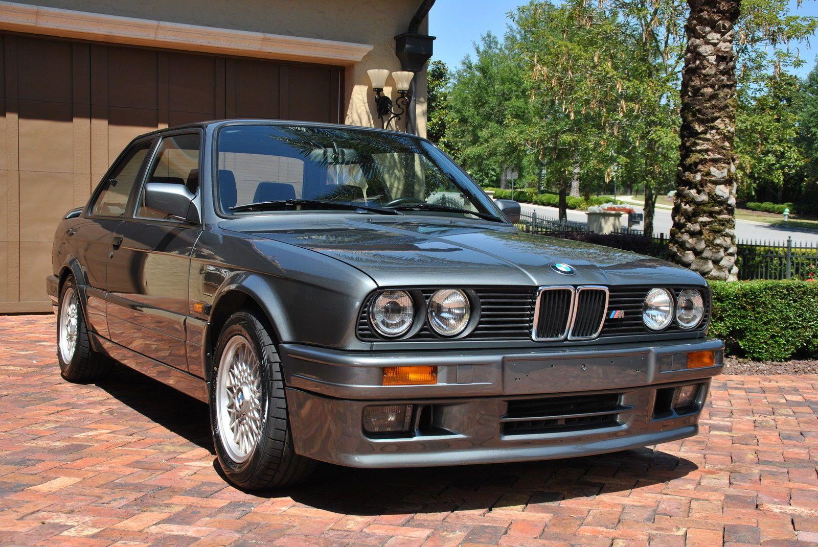 Car brand auctionedBMW M3 320is Italian M3 1988 Car model bmw