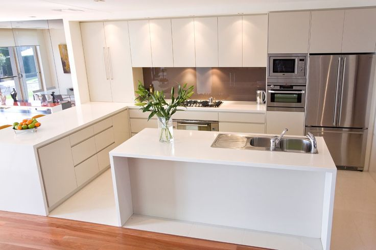 Contemporary Kitchen Arredo Interni Cucina Arredamento Moderno Cucina Cucina E Soggiorno Open Space