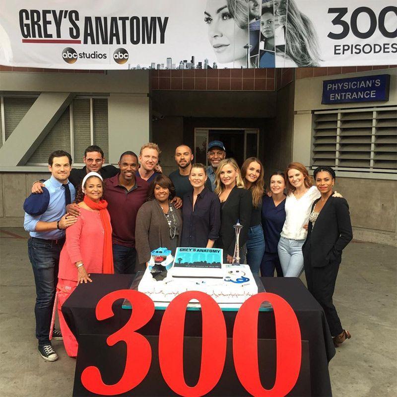 Los actores de \'Anatomía de Grey\' cuelgan las batas y se van de ...