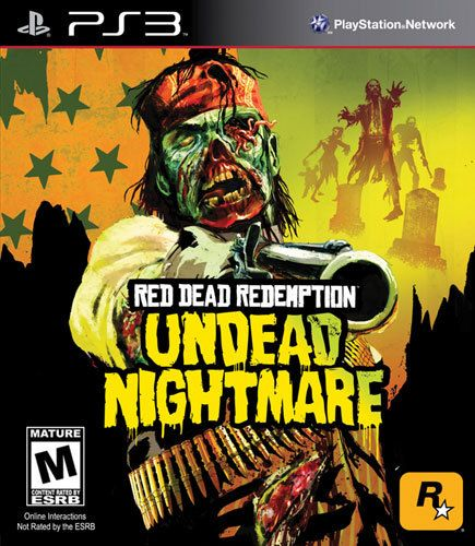 Red Dead Redemption Undead Nightmare Standard Edition