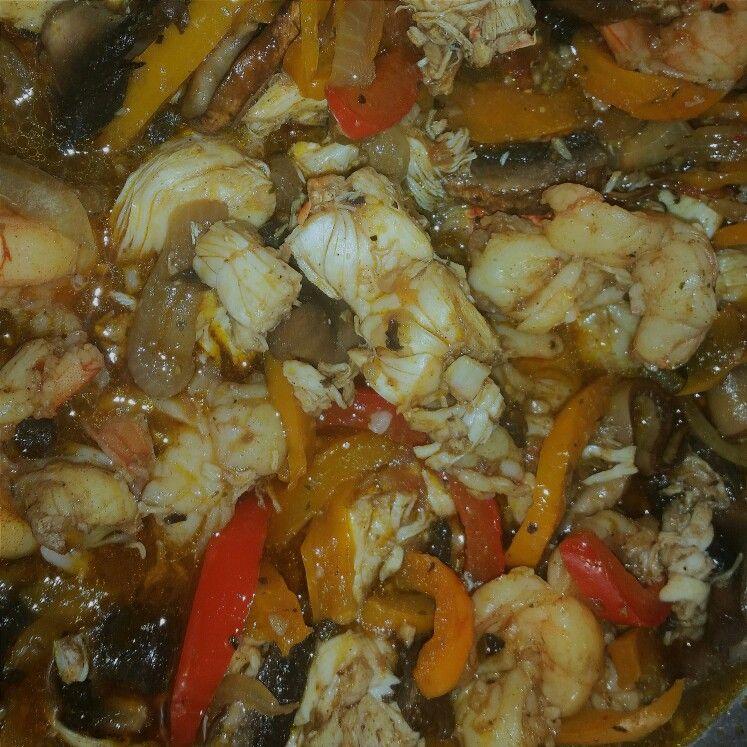 Lobster Stew