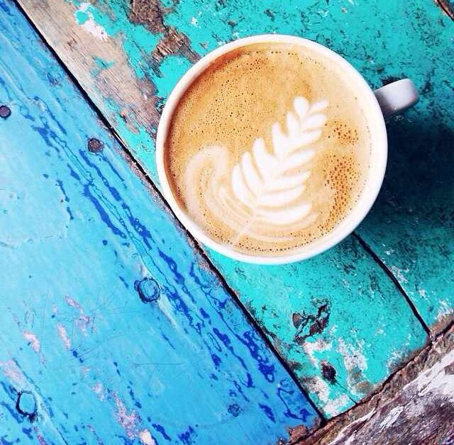 Afternoon Latte by Carin Olsson