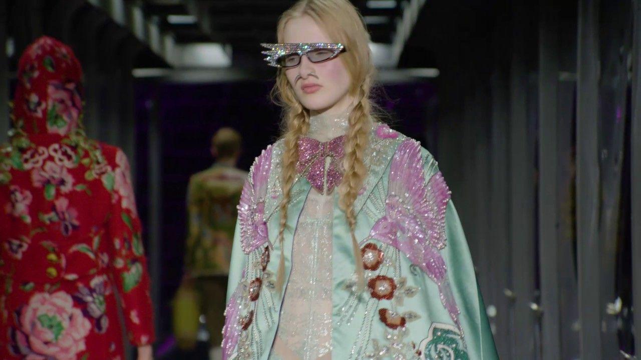 Gucci Fall Winter 2017 Fashion Show | Short Edit