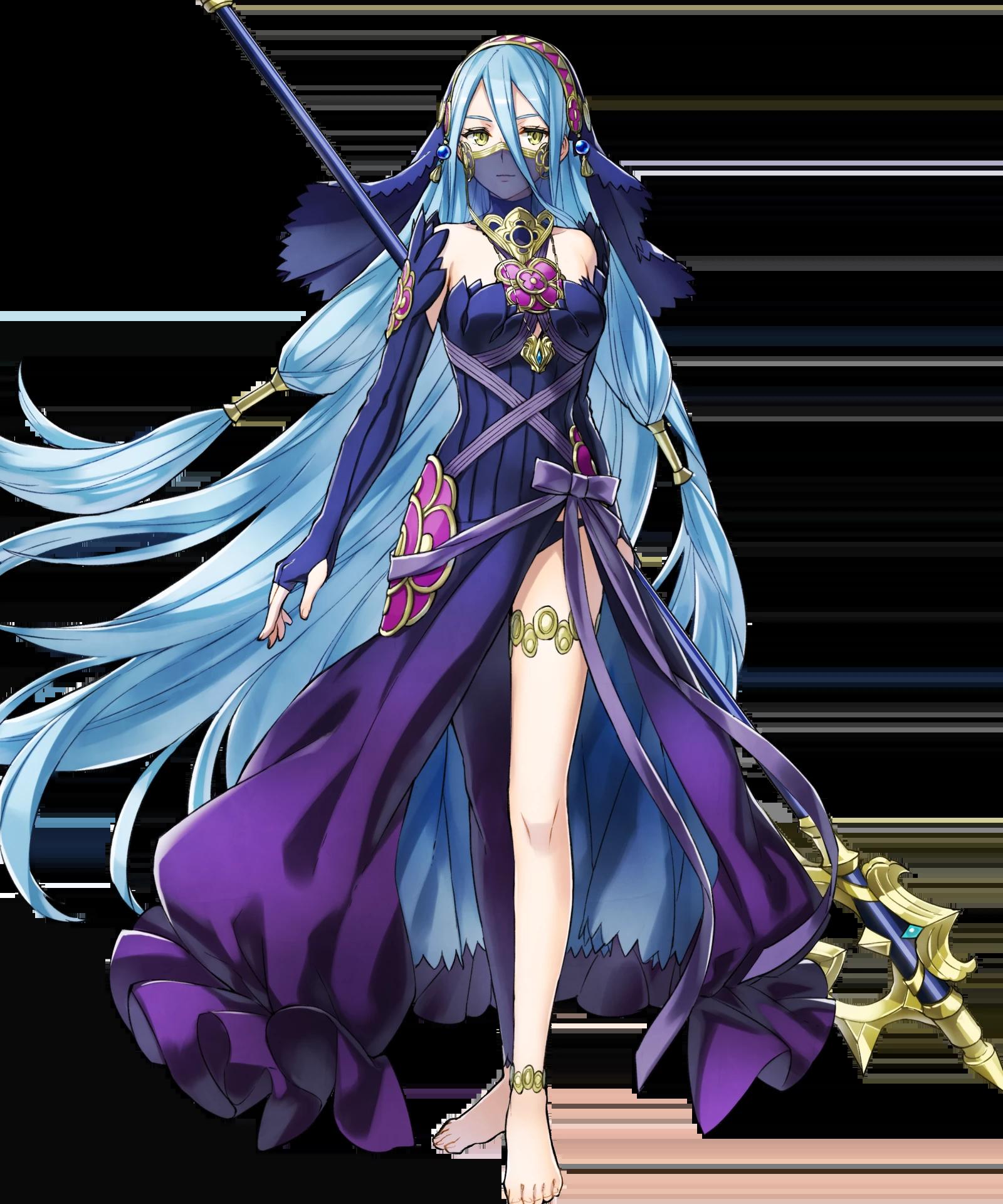 Performing Arts Azura Fire Emblem Heroes From Fire Emblem Fates
