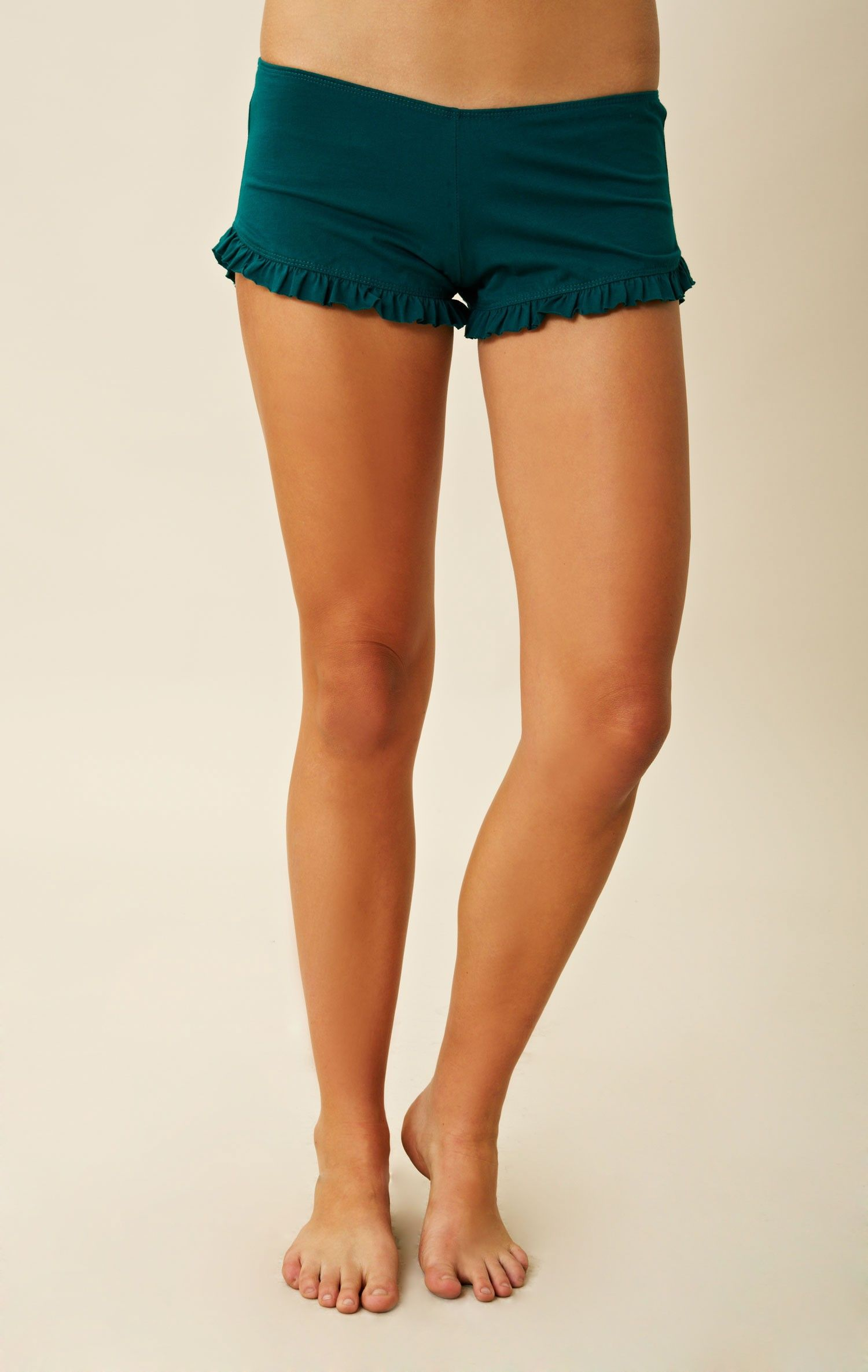 Indah Thyme Ruffle Shorts Review Buy Now
