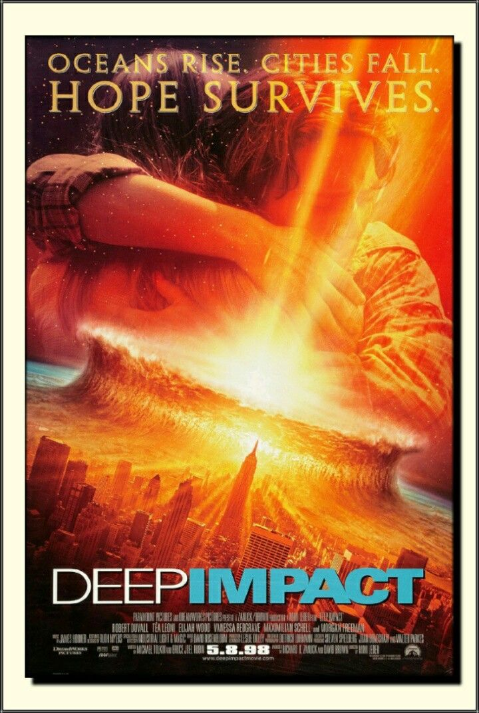 Deep Impact 1998 Deep Impact Disaster Movie Robert Duvall