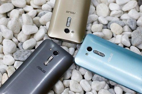 Điện thoại Zenfone Go 4. 5 Plus thu hút nhiều người sử dụng