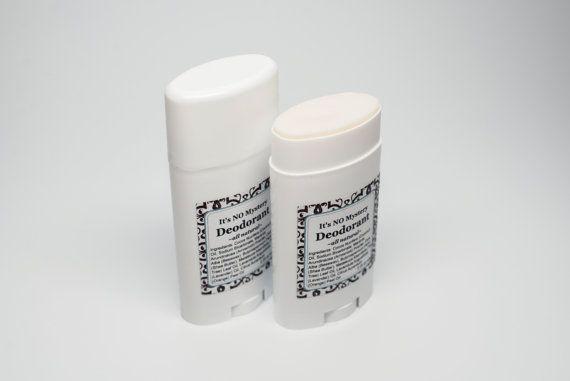 All Natural Organic Deodorant Stick Homemade by GwensHomemadeGifts