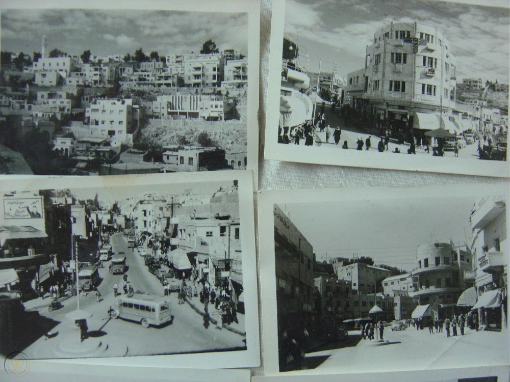 Lot of 8 Vintage Photos Street Scenes 1950s Amman Jordan 817008 | #1942440843 #ammanjordan Lot of 8 Vintage Photos Street Scenes 1950s Amman Jordan 817008 | #1942440843 #ammanjordan