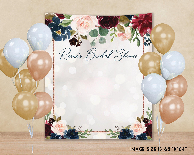 GoHeBe 10x8 Custom Photography Backdrop Baby Shower Birthday Wedding Bridal Shower Engagement Parties Backdrop