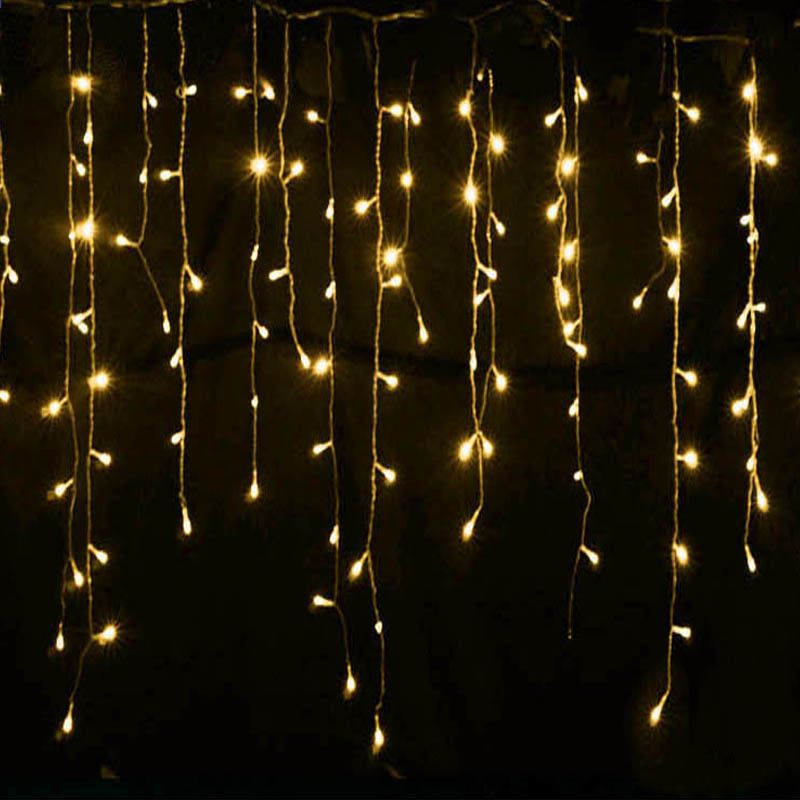 Multi Color 5m 96smd Snowflake Led Islampa String
