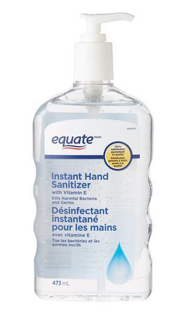 Equate Instant Hand Sanitizer Hand Sanitizer Hand Care Walmart