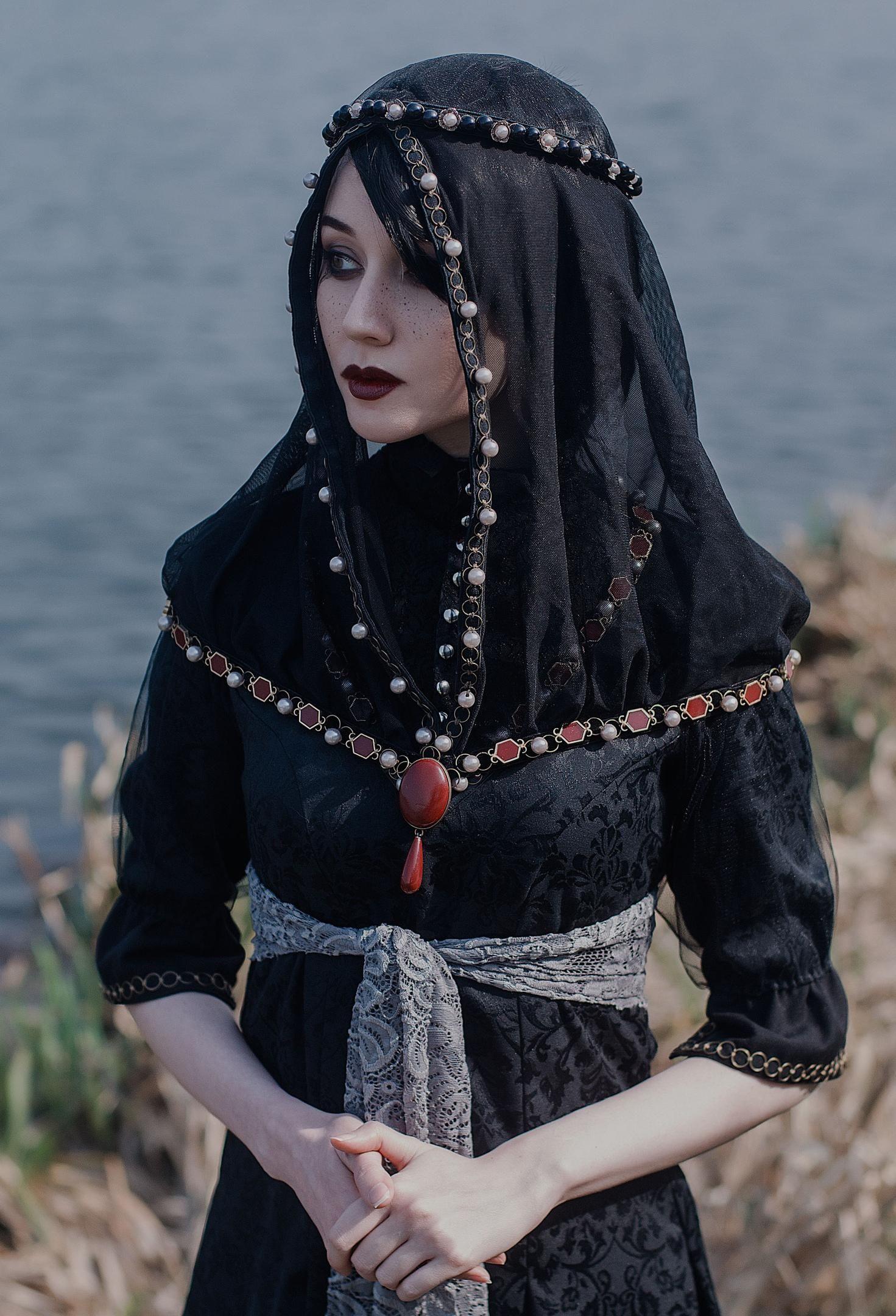 Iris von Everec by Tina Morbid witcher The witcher