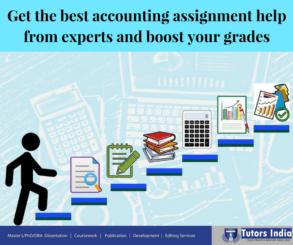 Get The Best Accounting Assignment Help From Experts & Boost