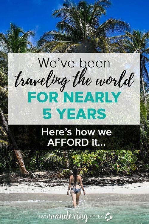 Photo of How We Afford to Travel & You Can Too! |  Two Wandering Soles