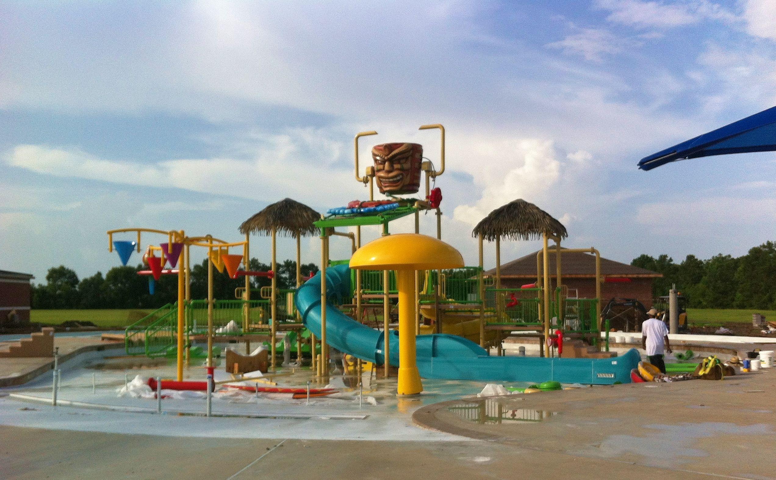 Spar Waterpark Kiddy Play Area Www Sabinepools Spa Furniture Lake Charles