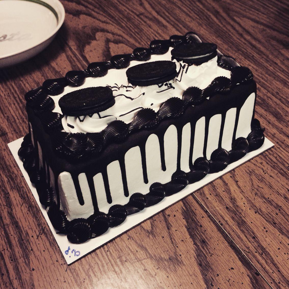 Baskin robbins oreo ice cream cake oreo ice cream cake