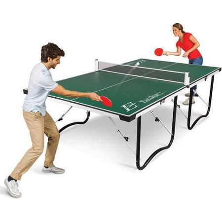 Eastpoint Fold N Store Table Tennis Table 15mm Walmart