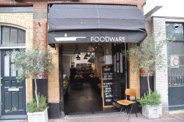 + Foodware | Looiersgracht