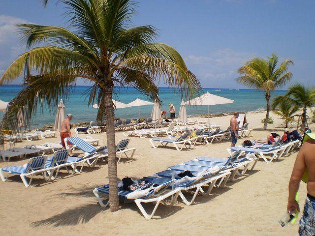Playa Uvas, Cozumel, Mexico