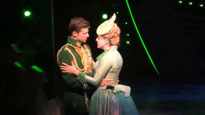Broadway - WICKED Musical Trades | Defying Gravity