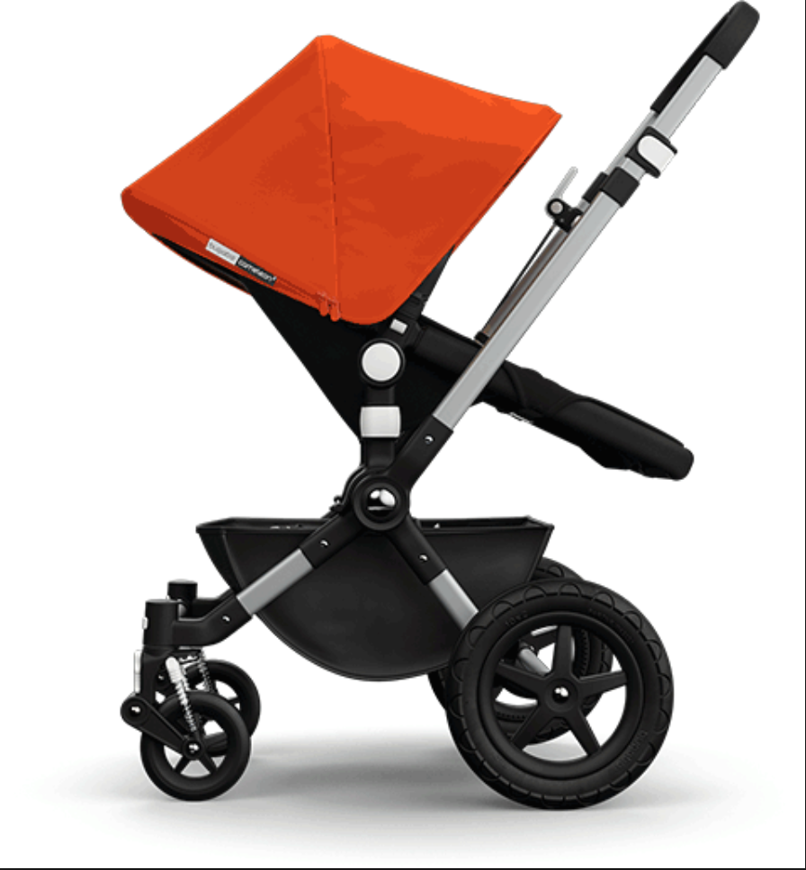 bugaboo Cameleon3 ergonomic, easy to use, convenient and