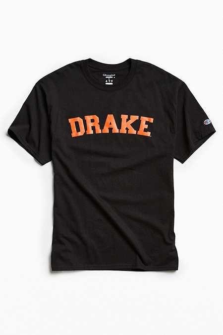 fb5671bd Champion & UO Drake Tee   style   Drake clothing, Mens clothing ...