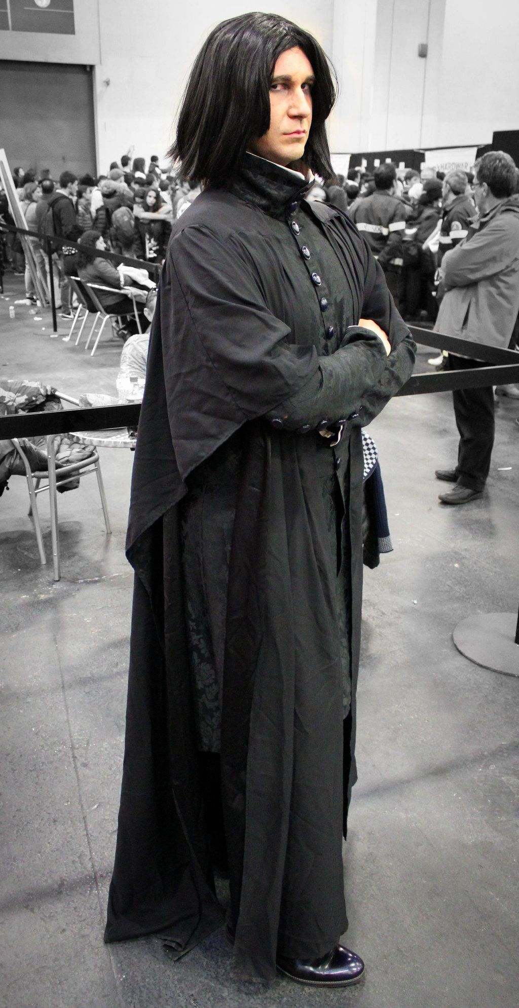 Severus Snape - Harry Potter Photo by NDC880117.deviantart.com