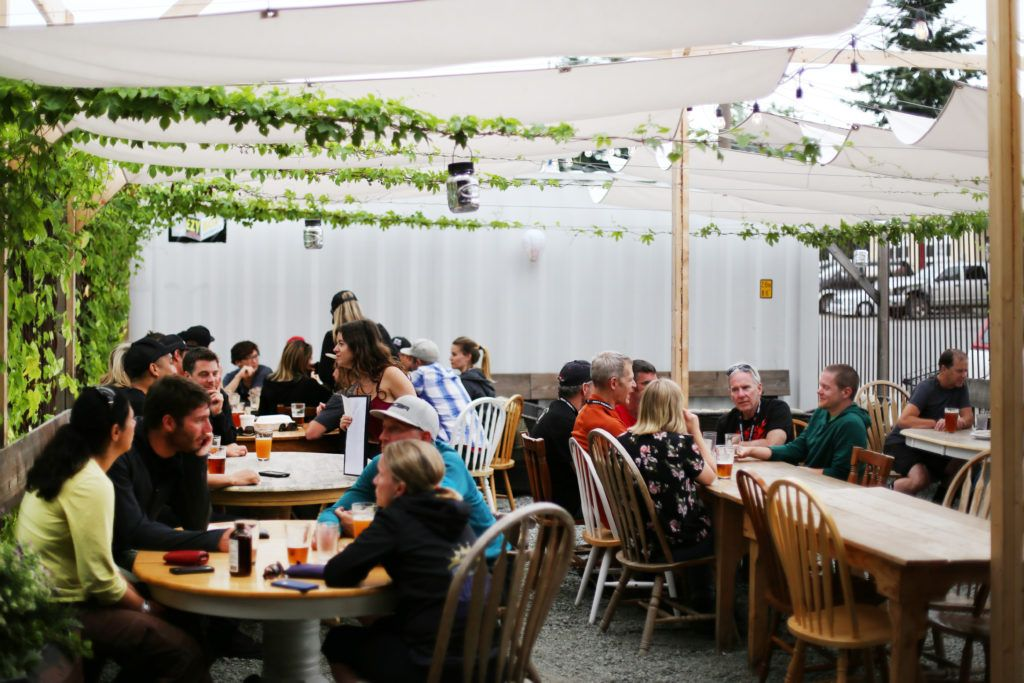 Cumberland Brewing Company on Vancouver Island is a fun stop on the BC Ale Trail. Photo: BC Ale Trail