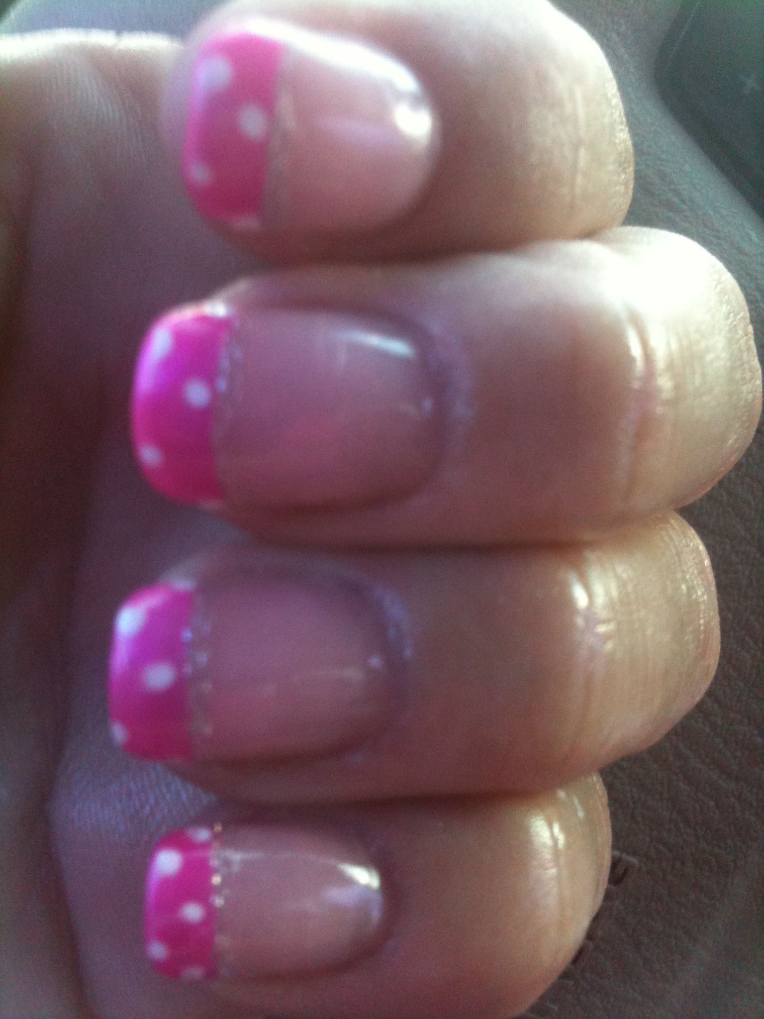 Pink Summertime Nail Art Nails Pinterest Summertime