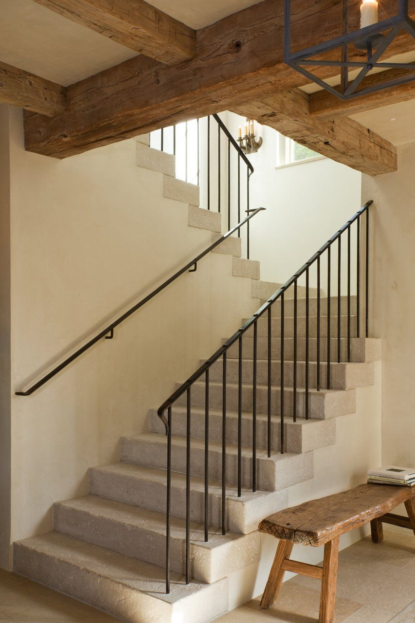 stone staircase pedernales ryan street associates. Black Bedroom Furniture Sets. Home Design Ideas