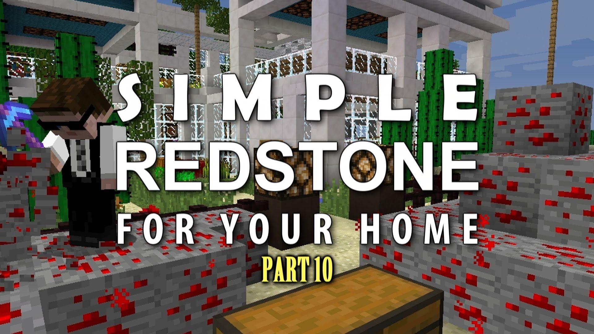 Minecraft Redstone For Your Home 10 Redstone Kitchen Hidden Storag Hidden Storage Minecraft Minecraft Redstone